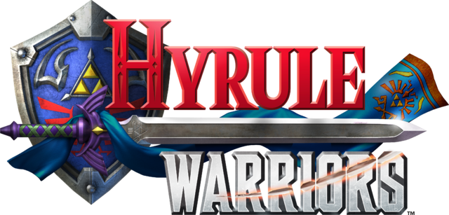 File:Hyrule Warriors English Logo.png