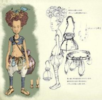 Twilight Princess Artwork Coro (Concept Art)