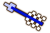 File:Hyrule Warriors Goddess Blade 8-Bit Silver Arrow (8-bit Goddess Blade).png