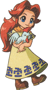 Fichier:Malon (Oracle of Seasons).png