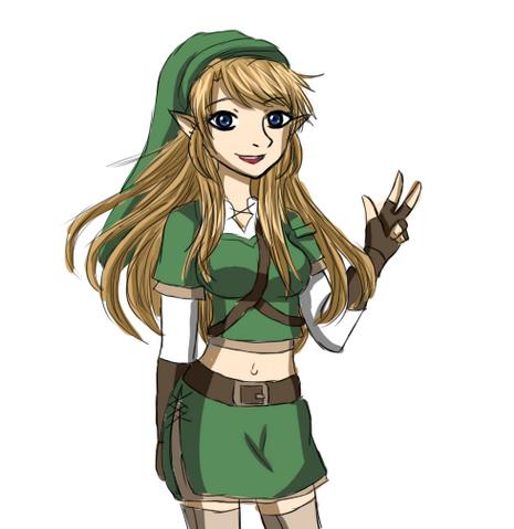 Zelda Tits 116