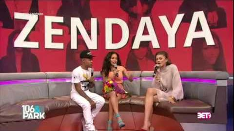 106 & Park Guest Rewind Zendaya 'Zaps' Onto the Big Screen In New Role