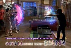 Paradiddle thunder