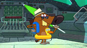 Zig in zig & sharko season 2