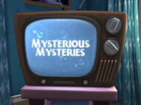 Mysterious Mysteries (Jimmy Neutron)