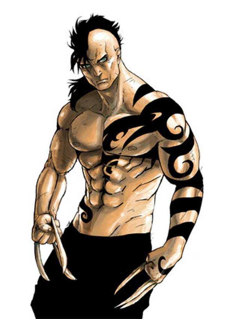 DakenX23 Collision Daken Dark Wolverine Amazonde