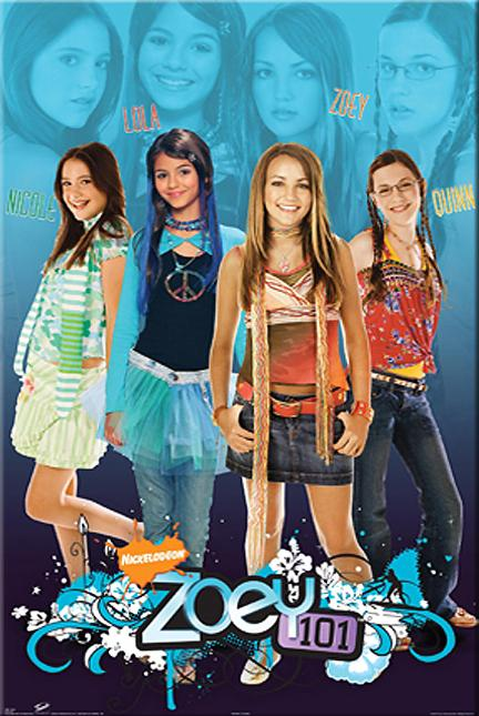 Zoey 101- The Girls of...