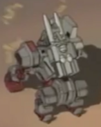 Iron kong anime