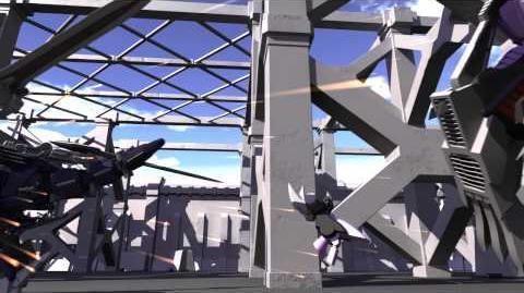 ゾイドオリジナル動画Vol.2「ジェノリッター」模擬戦PV