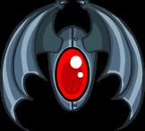 Bat's Fancy Pin