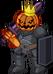 Halloween Pumpkin Warrior3