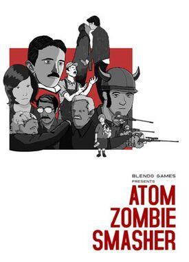 Atom Zombie Smasher cover (2011)