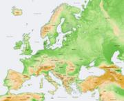 220px-Europe topography map en