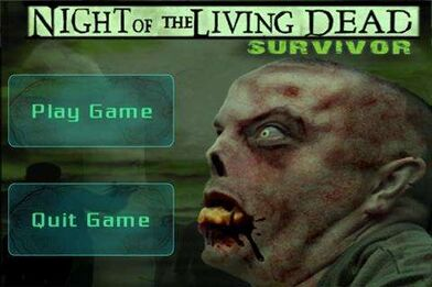 Night Of The Living Dead Survivor