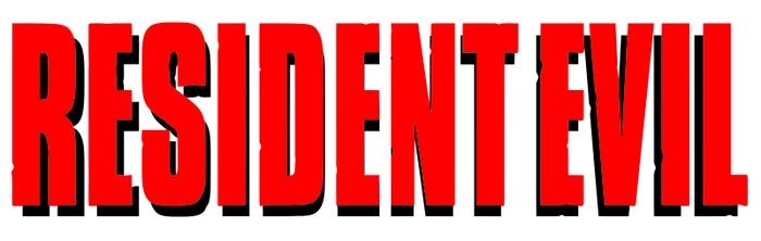 The Resident Evil logo