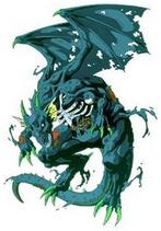 Legends - Death Dragon - 01