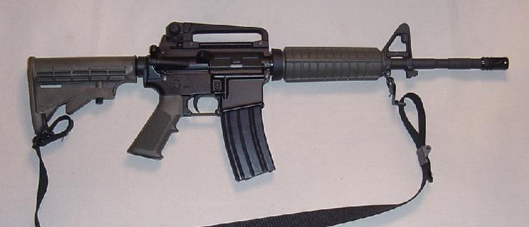 History of the M16