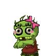 Girl Zombie