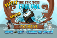 EpicBoss4 FoulOwl LS Iphone