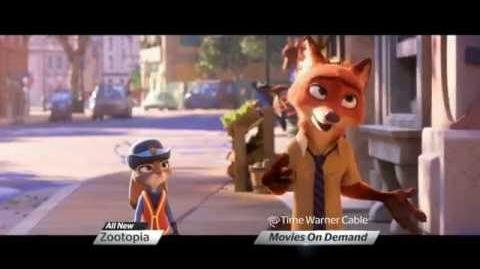 Zootopia Movies On Demand - Time Warner Cable