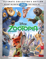 Zootopia 3D