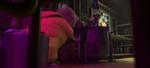 Doug making potion