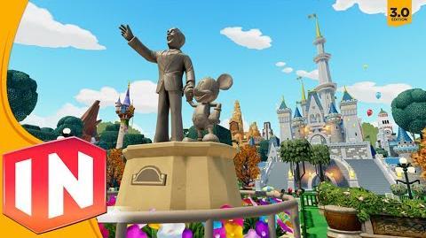 Disney Infinity 3.0 - MagicBand Unlock Revealed! D23 News