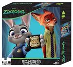 Zootopia Puzzle