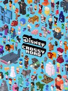 Crossy Road - all characters