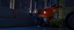 Nick and Judy Phone