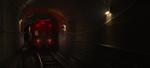 Train car moving