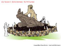 ZT2 EA - Tar Pit Fountain