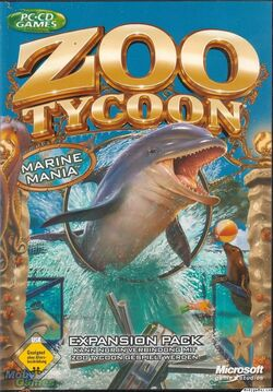 Zoo Tycoon Marine Mania