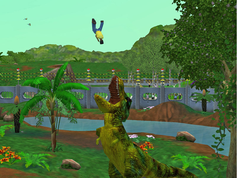 from the Dino Danger p...