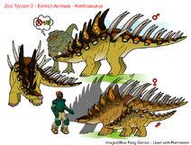 ZT2 EA - Kentrosaurus