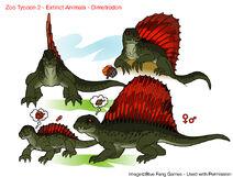 ZT2 EA - Dimetrodon