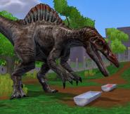 Spinosauros(eating)