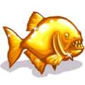 GoldMenagerie GoldenPiranha-icon