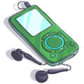 Electronics MP3Player-icon