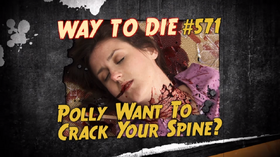 Polly Want to Crack Your Spine