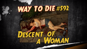 Descent of a Woman