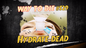 Hydrate-dead