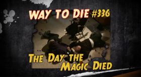 The Day the Magic Died