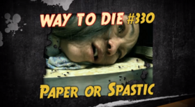 Paper or Spastic