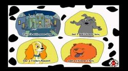 101 Dalmatians Animated Storybook Sing-A-Long (Twilight Bark Music Video)