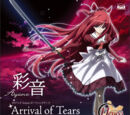 Arrival of Tears...