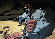 Alpha kochou slain