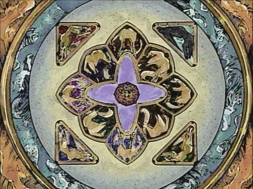 Tile kingdom map