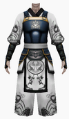 Fujin-king ancient armor-male