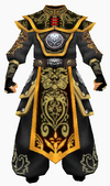 Guanyin-invincible hero armor-male